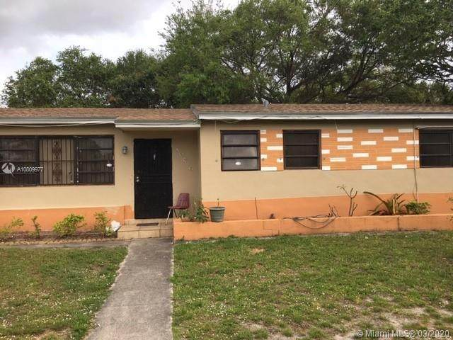 16915 NW 38th Ct, Miami Gardens, FL 33055 (MLS #A10809977) :: Grove Properties