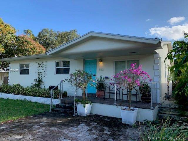 540 NW 51st St, Miami, FL 33127 (MLS #A10810478) :: The Teri Arbogast Team at Keller Williams Partners SW