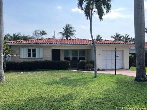 1010 Lincoln St, Hollywood, FL 33019 (MLS #A10840048) :: Prestige Realty Group