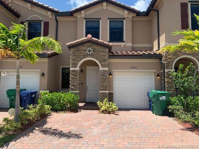 11453 SW 251st St #0, Homestead, FL 33032 (MLS #A10872215) :: THE BANNON GROUP at RE/MAX CONSULTANTS REALTY I