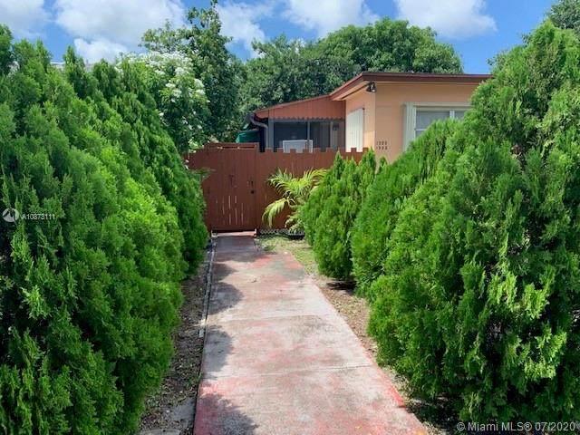 1500 NE 110th Ter, Miami, FL 33161 (MLS #A10873111) :: Berkshire Hathaway HomeServices EWM Realty
