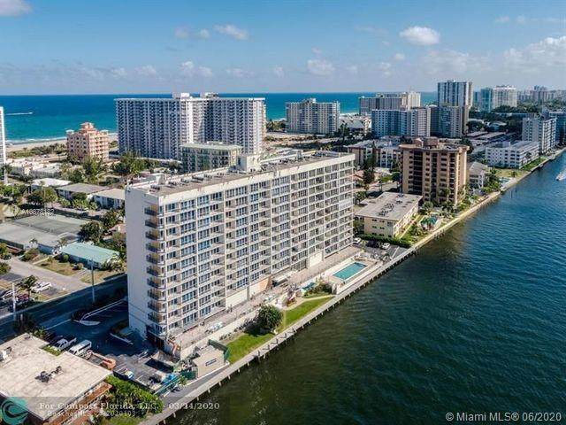 521 N Riverside Dr #307, Pompano Beach, FL 33062 (MLS #A10878182) :: Castelli Real Estate Services