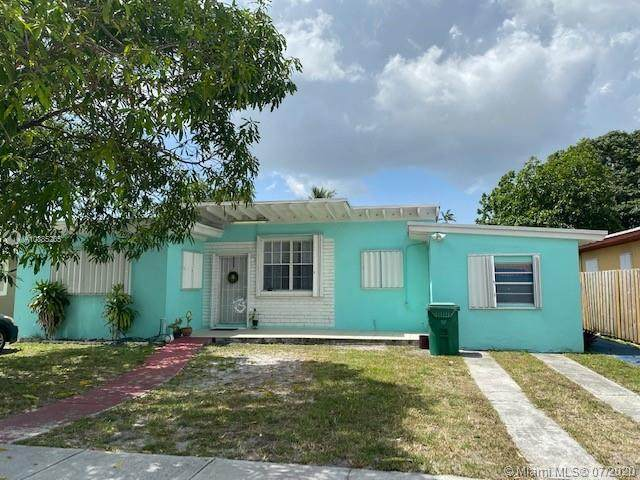 400 NW 111th St, Miami Shores, FL 33168 (MLS #A10885205) :: The Jack Coden Group