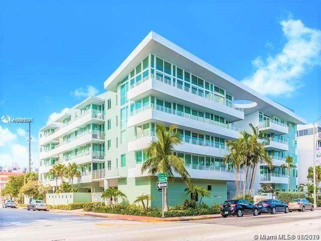 7800 Collins Ave #405, Miami Beach, FL 33141 (MLS #A10890614) :: The Teri Arbogast Team at Keller Williams Partners SW