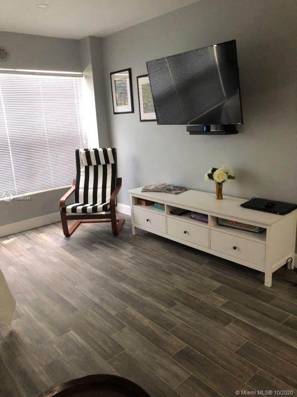 405 N Ocean Blvd #124, Pompano Beach, FL 33062 (MLS #A10896345) :: Ray De Leon with One Sotheby's International Realty