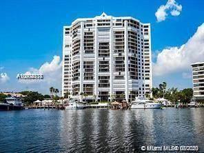300 Three Islands Blvd #712, Hallandale Beach, FL 33009 (MLS #A10902134) :: The Riley Smith Group