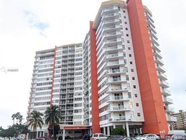 1351 NE Miami Gardens Dr 1421E, North Miami, FL 33179 (MLS #A10923007) :: Castelli Real Estate Services