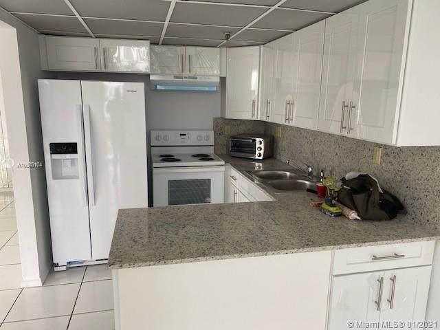 17890 W Dixie Hwy #506, North Miami Beach, FL 33160 (MLS #A10925104) :: Green Realty Properties