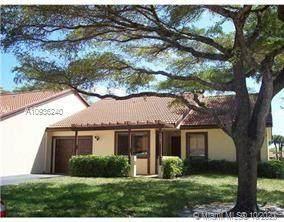 7131 Mimosa Way #7131, Tamarac, FL 33321 (MLS #A10936240) :: Green Realty Properties