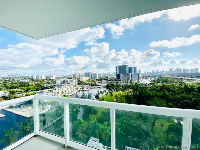 1861 NW S River Dr #1607, Miami, FL 33125 (MLS #A10941683) :: The Riley Smith Group