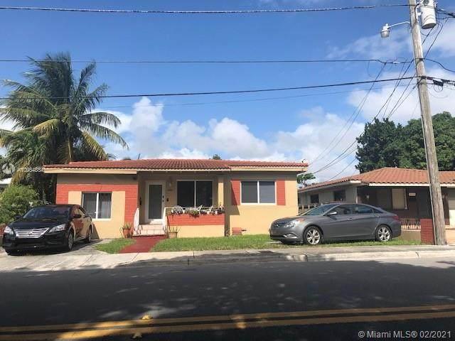 2241 SW 16th St, Miami, FL 33145 (MLS #A10954864) :: Team Citron