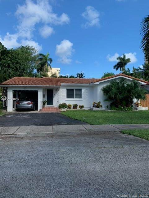 1601 NE 110th St, Miami, FL 33161 (MLS #A10958949) :: THE BANNON GROUP at RE/MAX CONSULTANTS REALTY I