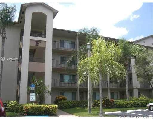 12650 SW 15th St 307F, Pembroke Pines, FL 33027 (MLS #A10963450) :: United Realty Group