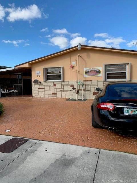 25 W 26th St, Hialeah, FL 33010 (MLS #A10965486) :: Green Realty Properties