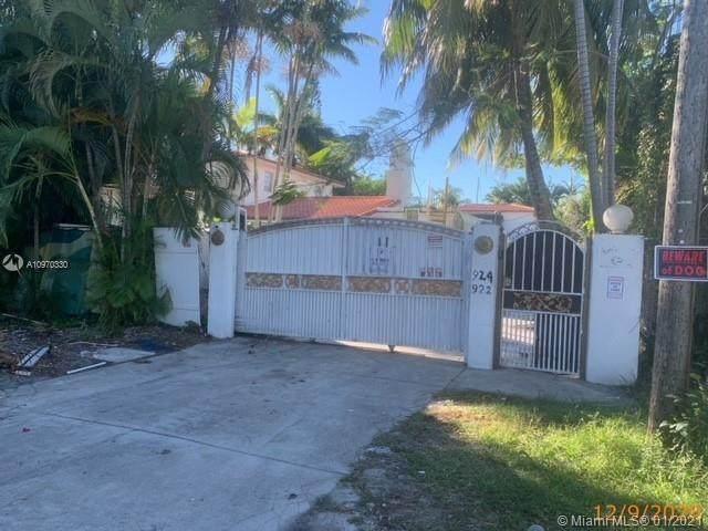922 NE 78th St, Miami, FL 33138 (MLS #A10970330) :: Carole Smith Real Estate Team