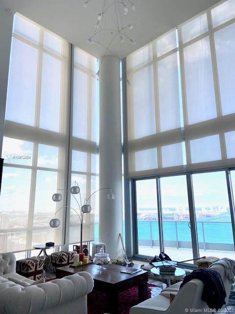 1331 Brickell Bay Dr 4601PH, Miami, FL 33131 (MLS #A10972454) :: Compass FL LLC