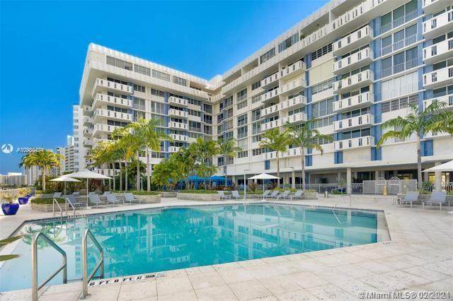 800 West Ave #603, Miami Beach, FL 33139 (MLS #A10980494) :: Jo-Ann Forster Team