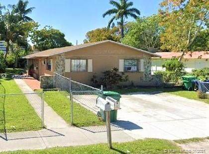1342 NE 110th Ter, Miami, FL 33161 (MLS #A10983053) :: THE BANNON GROUP at RE/MAX CONSULTANTS REALTY I
