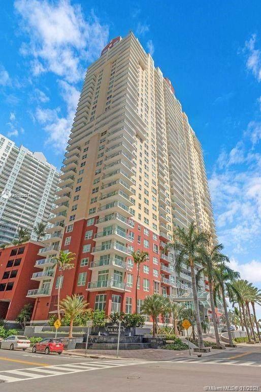 1155 Brickell Bay Dr #1201, Miami, FL 33131 (MLS #A10984217) :: Green Realty Properties