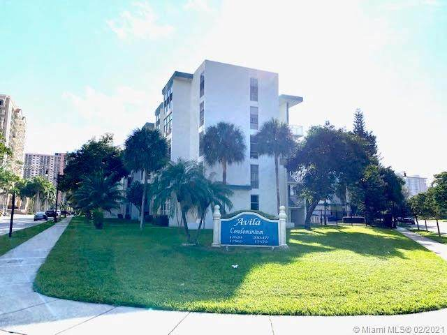 17620 Atlantic Blvd #207, Sunny Isles Beach, FL 33160 (MLS #A10993929) :: Search Broward Real Estate Team