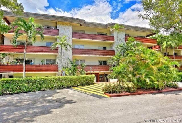 1205 Mariposa Ave #321, Coral Gables, FL 33146 (MLS #A10999304) :: Podium Realty Group Inc