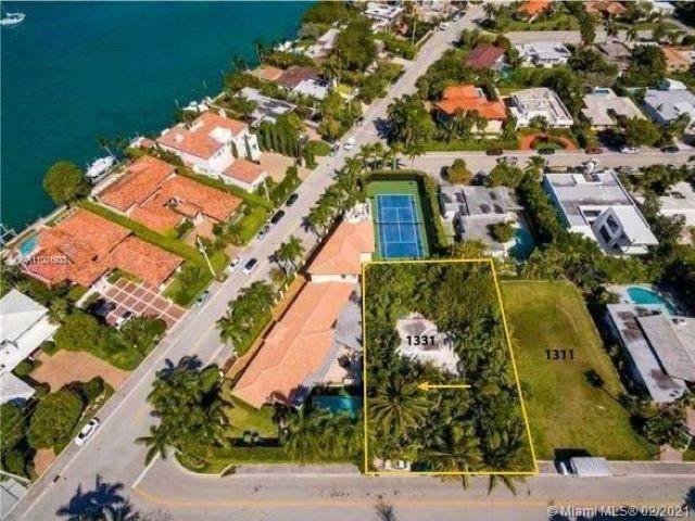 1331 100th St, Bay Harbor Islands, FL 33154 (MLS #A11001933) :: Carlos + Ellen
