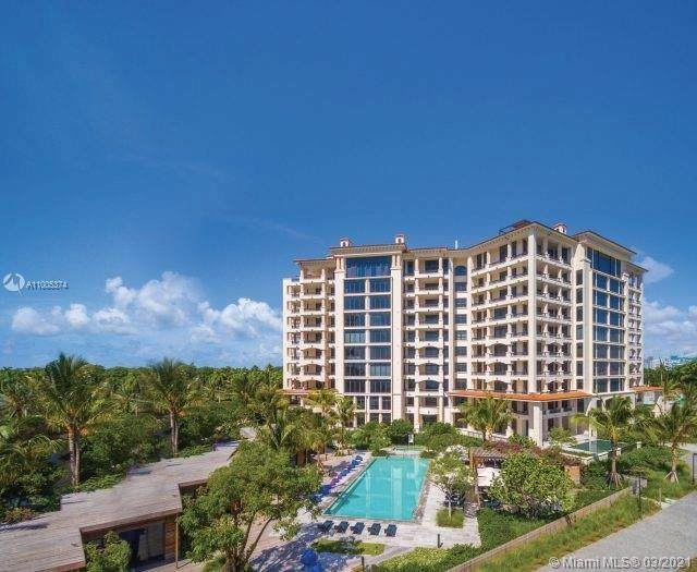 7055 Fisher Island Dr #7055, Fisher Island, FL 33109 (MLS #A11005374) :: Prestige Realty Group