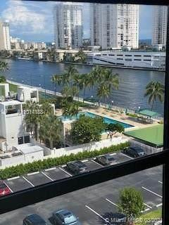 800 NE Parkview Dr #815, Hallandale Beach, FL 33009 (MLS #A11014188) :: GK Realty Group LLC