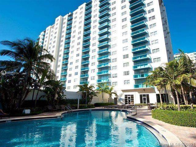 4001 S Ocean Dr 2F, Hollywood, FL 33019 (MLS #A11015134) :: Castelli Real Estate Services