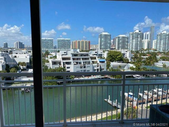 400 Kings Point Dr #830, Sunny Isles Beach, FL 33160 (MLS #A11018284) :: Podium Realty Group Inc
