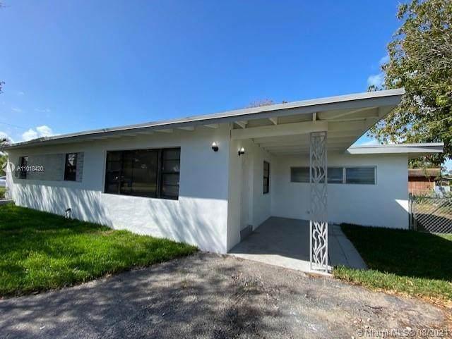 411 SW 22nd Ave, Fort Lauderdale, FL 33312 (MLS #A11018420) :: Jo-Ann Forster Team