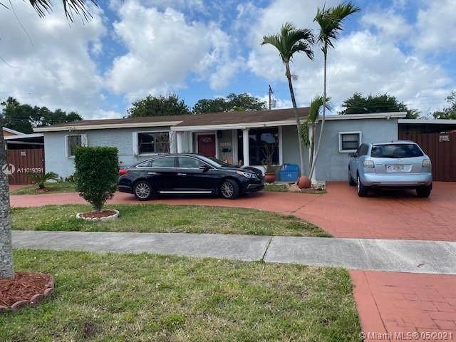 20930 NE 14th Ave, Miami, FL 33179 (MLS #A11019391) :: Team Citron