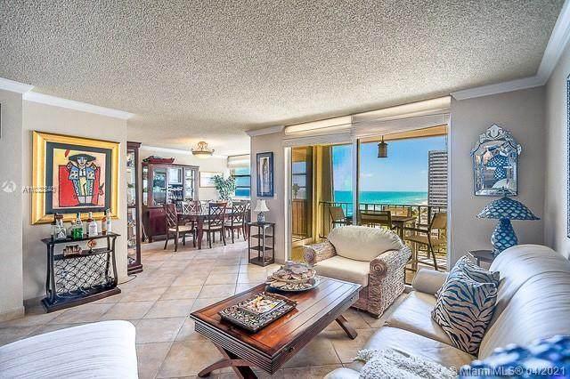 1890 S Ocean Dr #1406, Hallandale Beach, FL 33009 (MLS #A11022240) :: Compass FL LLC