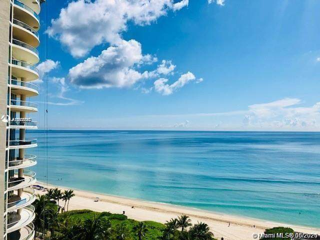 16001 Collins Ave #904, Sunny Isles Beach, FL 33160 (#A11035842) :: Posh Properties