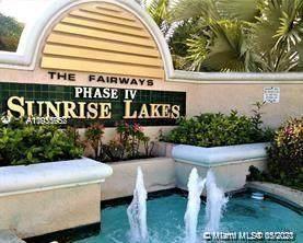 2726 NW 104th Ave #305, Sunrise, FL 33322 (MLS #A11035957) :: Compass FL LLC