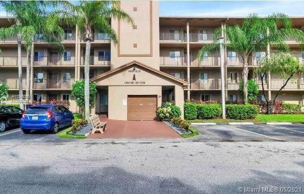 1600 SW 127th Way 304C, Pembroke Pines, FL 33027 (MLS #A11042005) :: Dalton Wade Real Estate Group