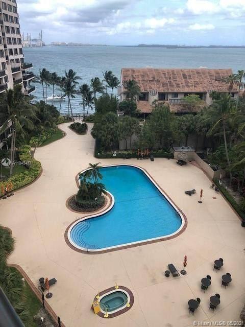 540 Brickell Key Dr #907, Miami, FL 33131 (#A11043437) :: Posh Properties