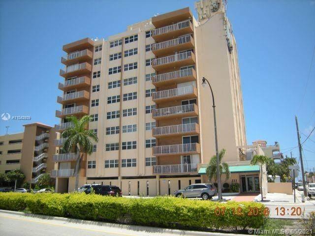 211 S Ocean Dr #202, Hollywood, FL 33019 (MLS #A11043939) :: Berkshire Hathaway HomeServices EWM Realty