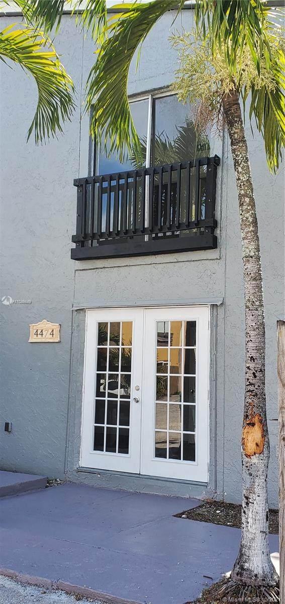 4474 NW 185th St #1, Miami Gardens, FL 33055 (#A11049449) :: Posh Properties
