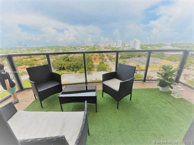 2301 SW 27th Ave #1100, Miami, FL 33145 (#A11062860) :: Dalton Wade