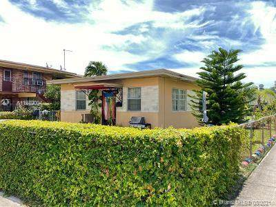 598 NW 64th St, Miami, FL 33150 (MLS #A11079094) :: Green Realty Properties