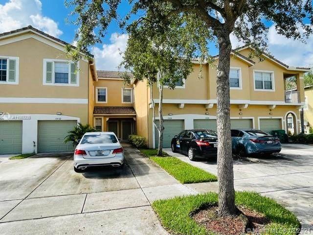 13124 SW 42nd St #14105, Miramar, FL 33027 (MLS #A11083238) :: GK Realty Group LLC
