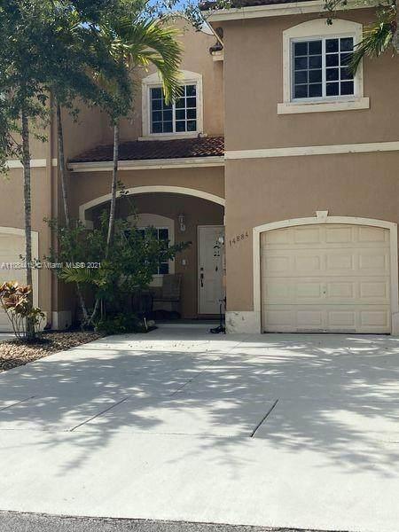 14884 SW 9th Ln, Miami, FL 33194 (MLS #A11084415) :: Castelli Real Estate Services