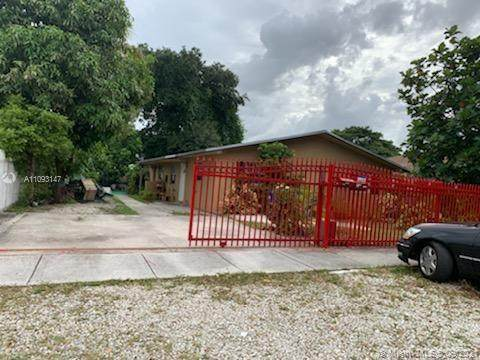 10304 NW 10th Ave, Miami, FL 33150 (MLS #A11093147) :: Green Realty Properties