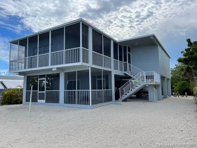185 Grassy Rd, Key Largo, FL 33037 (MLS #A11095641) :: Equity Realty