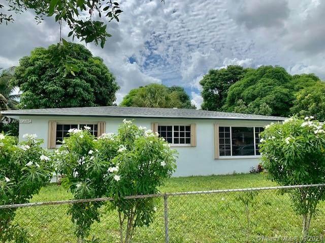 2800 NW 179th St, Miami Gardens, FL 33056 (#A11096634) :: Posh Properties