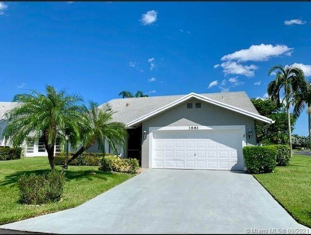 3881 Dafilee, West Palm Beach, FL 33417 (MLS #A11098081) :: Onepath Realty - The Luis Andrew Group