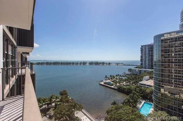 1925 Brickell Ave #1512, Miami, FL 33129 (MLS #A11106735) :: Castelli Real Estate Services