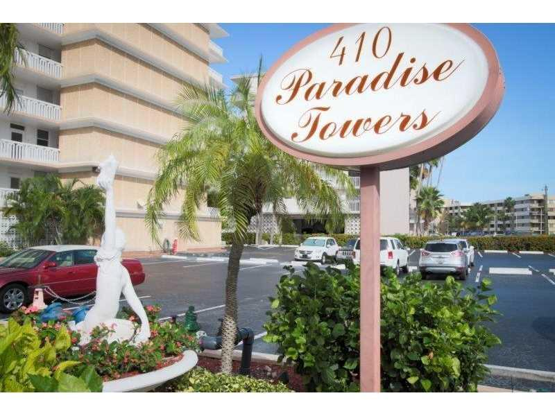410 Golden Isles Dr #708, Hallandale, FL 33009 (MLS #A10149287) :: United Realty Group
