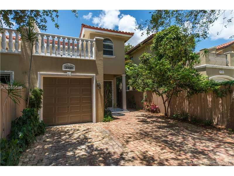 3180 Matilda St #3180, Coconut Grove, FL 33133 (MLS #A10265546) :: The Riley Smith Group